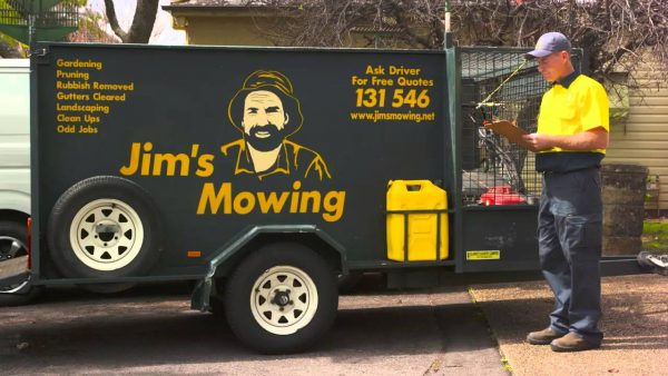 Lawn Mowing Service in Eastern Suburbs – Jim's Lawn Mowing