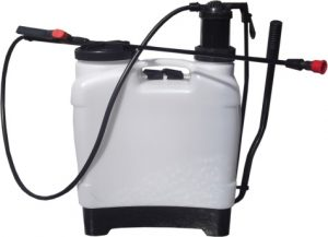 Back Pack Herbicide Sprayer