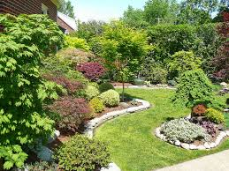 feng-shui-Lawn and Garden