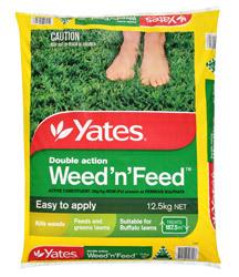 Granular Weed & Feed