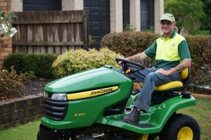 Mark - Jims Mowing Lilydale Lake