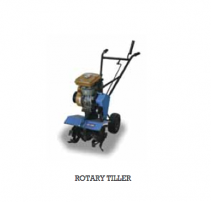 Rotary Hoe Tiller