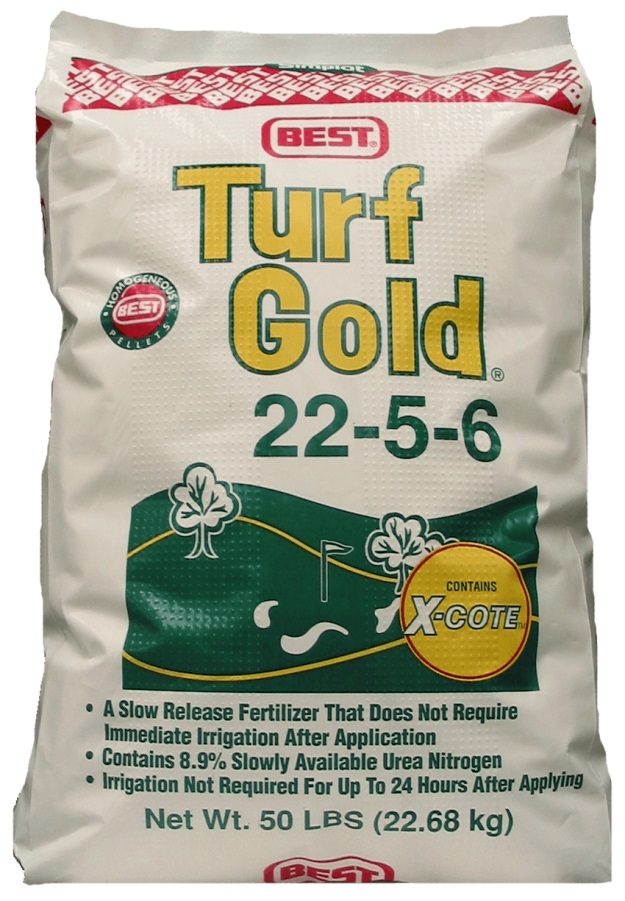 Turf Gold Slow Release Lawn Fertilizer